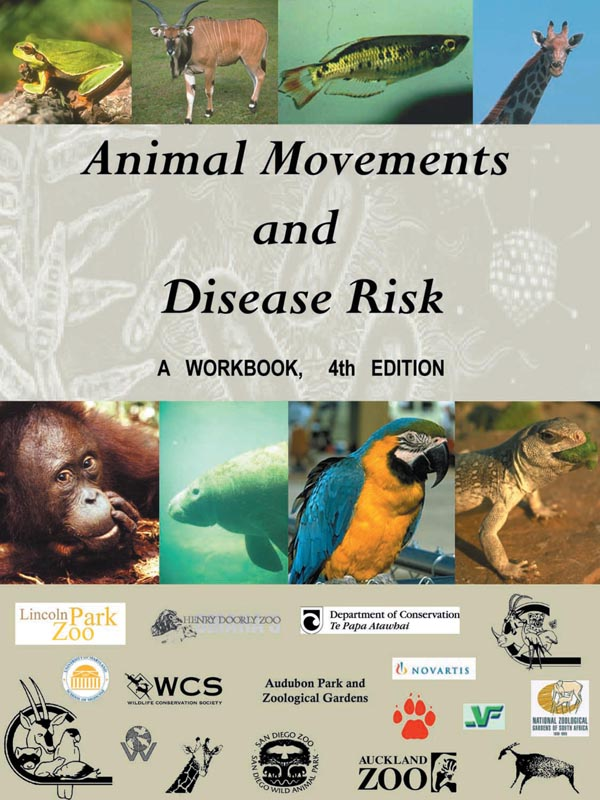 Animal Movements and Disease Risk book cover