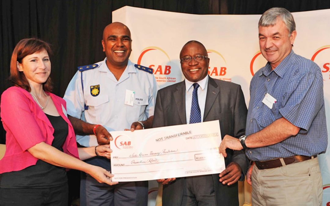 SAB invests in technology to help save rhinos