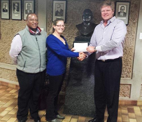 SA Veterinary Foundation student bursaries 2014