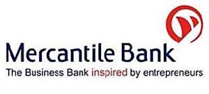Mecantile Bank logo