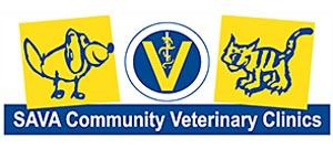 SAVA Community Veterinary Clinics logo